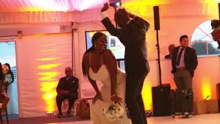2018 THE VILLA EAST BRIDGEWATER WEDDING    HAITIAN WEDDING    RA-MU AND THE CREW