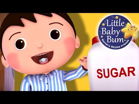 Johny Johny Yes Papa | Nursery Rhymes | By LittleBabyBum!