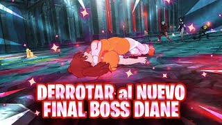 😱¡COMO DERROTAR al NUEVO FINAL BOSS DIANE...!😱 Seven Deadly Sins: Grand Cross