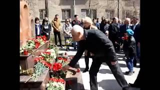 Саратовские армяне вспомнили жертв геноцида 1915 года