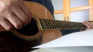 小柳ルミ子さんの曲でほたる列車 弾いてみました