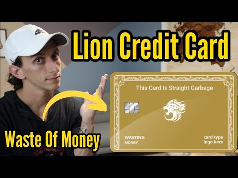 the-useless-lion-credit-card-|-custom-metal-credit-card