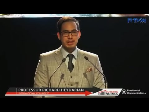 Prof. Richard Heydarian on Dutertenomics, emerging markets and populism