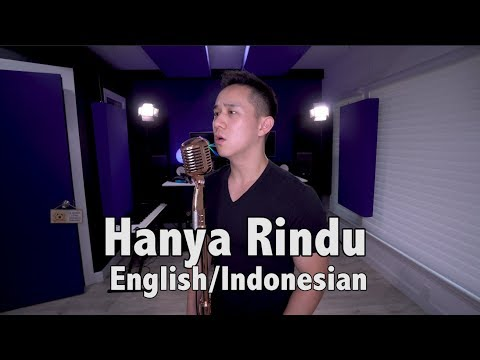 Andmesh - Hanya Rindu (English X Indonesian) Jason Chen Cover