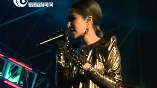 东方风云榜汽车音乐节:萧亚轩《类似爱情》