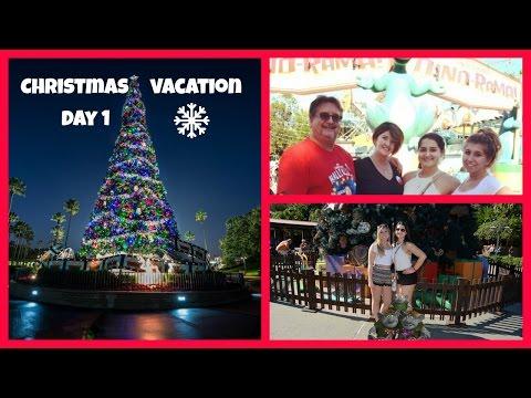 Walt Disney World Christmas Vacation 2015 : Day 1 part 2