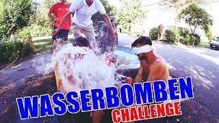 KsFreak vs Krappi | Wasserbomben Challenge !!!