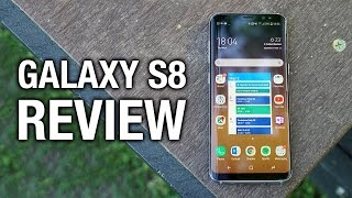 Samsung Galaxy S8 Review: To Infinity and Beyond?