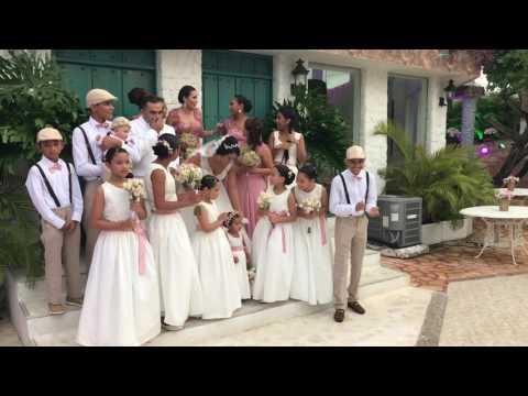 Azul Caribe bodas