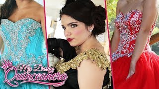 Top 5 Best Quince Dresses | My Dream Quinceañera
