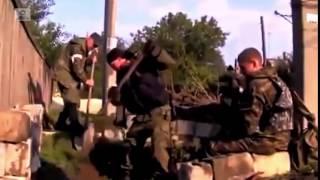 +18  Страшные кадры боев на Донбассе  Эксклюзивные съемки  #УКРАИНА, РОССИЯ НОВОСТИ СЕГОДНЯ