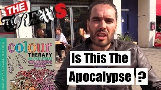 Adult Colouring Books: Is This The Apocalypse? Russell Brand The Trews (e295)