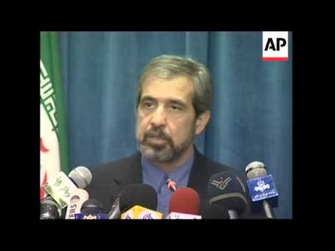 WRAP  Iran says U.N. seals to be broken by Monday, Russian delegation visit
