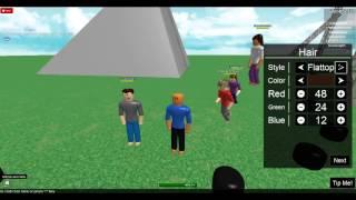 Roblox-Animationstests