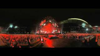 Muse - Uprising Live - 360 Degrees (Platform Cam)