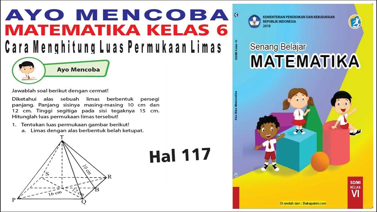 Kunci Jawaban Buku Terampil Berhitung Matematika Kelas 6