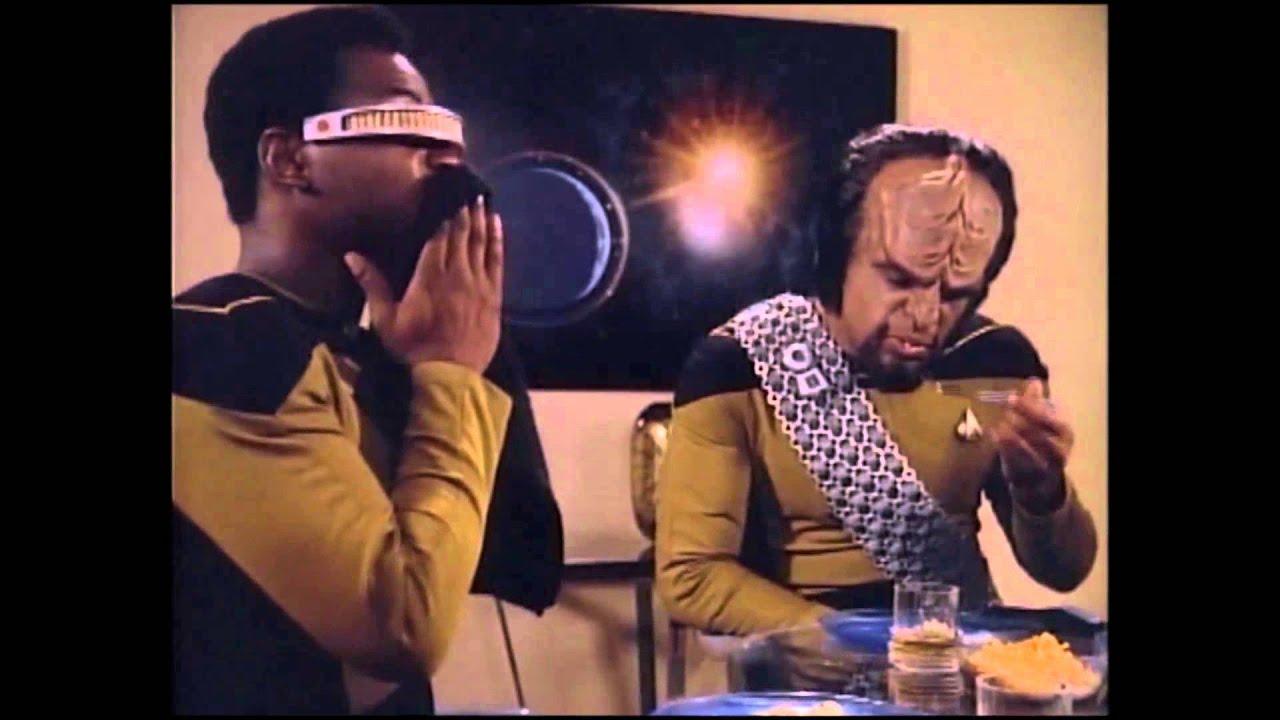 Download Worf being a badass.
