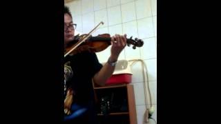 0810准我留下~創世紀~達叔小提琴