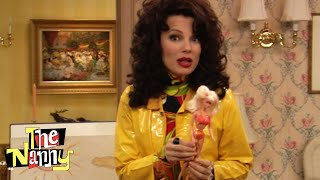 Fran Wants To Be A Weather Woman! | The Nanny