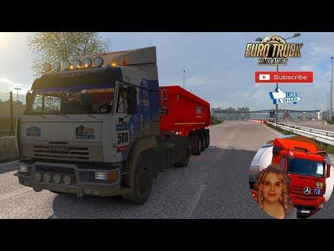 Repeat Euro Truck Simulator 2 (1 31) Promods 2 30 Croatia