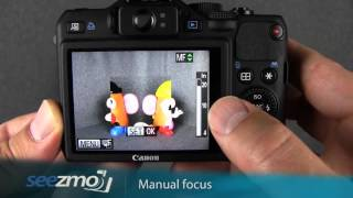 Canon G15: Manual Focus