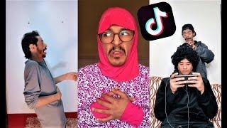 اشهر الفيديوهات العربية المضحكة على???? تيك توك-Tik Tok ????