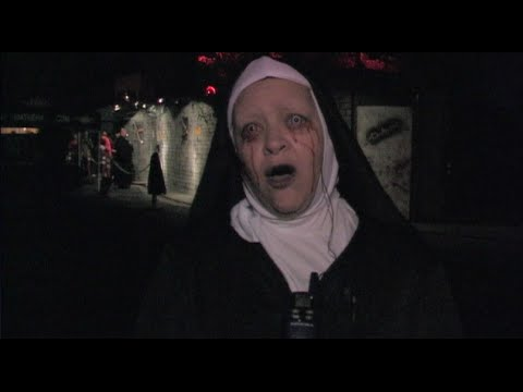 Amazing Homemade Haunted House - Deathworkz Interview 2014 - Halloween News