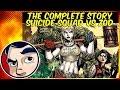 Suicide Squad Vs General Zod - Rebirth Complete Story