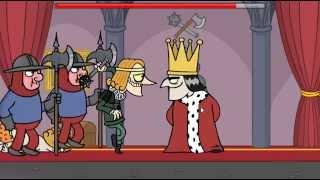 Флеш игры : Убийство короля ;)