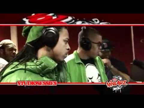 GREEN GANG 101 BARZ STUDIOSESSIE 2011 HD (+ download)