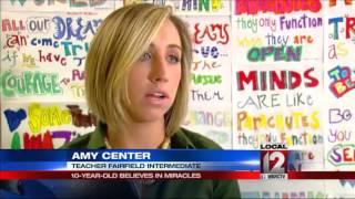 News Anchor Sheila Gray Breaks Down On Air