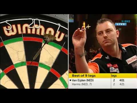 Zuiderduin Masters 2012 First round Van Eijden VS Harms