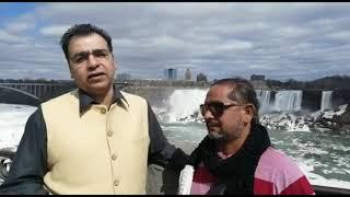Gambar cover Door Se Dekhtay Rehte Hain   SAYYED ZAIRE NAQVI   Reciting at Niagara Falls Canada