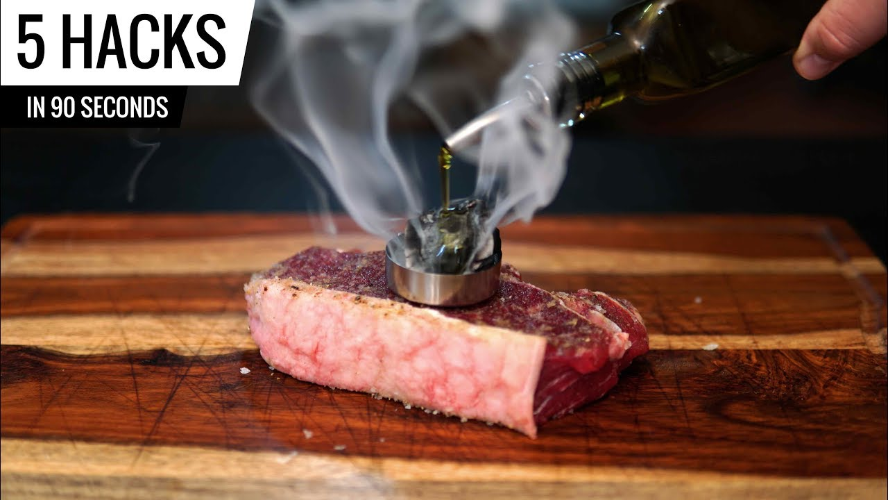 5 Sous Vide Hacks In 90 Seconds Youtube