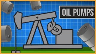 How Do Oil Pumpjacks Work?