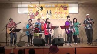 2016.2.14に開催された、真冬の沖縄ナイト in kushiro Vol.8にフロント...