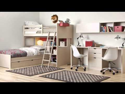 Dormitorios juveniles y habitaciones infantiles con - Habitaciones con literas juveniles ...