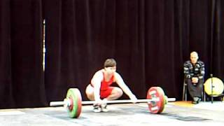 Ryan Shinn - Clean u0026 Jerk 101Kg