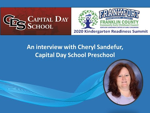 2020 Kindergarten Readiness Spotlight: Capital Day School