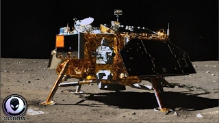 China's Rover NOT ALONE On The Moon 2/6/17