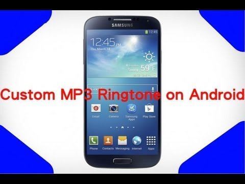 How to Set a Custom Mp3 Ringtone Android(2.1.2)