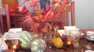 Thanksgiving Tablescape Thumbnail
