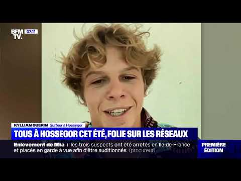 Tous à Hossegor