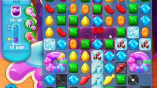 Candy Crush Soda Saga 1115 no booster