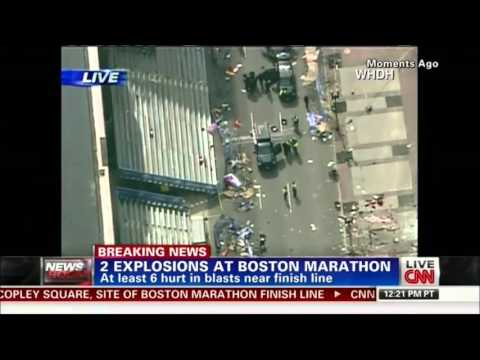 CNN Breaking News - Boston Bombings