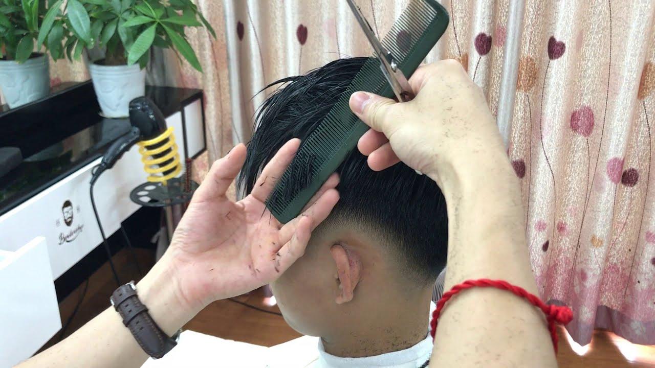 Kĩ thuật  cắt và tỉa kiểu tóc FREETEX – TÓC NAM ĐẸP 2020 | Những kiểu tóc nam dẫn đầu xu hướng