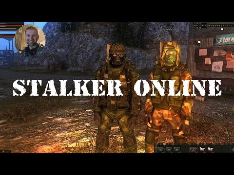 Stalker Online- игра с другом !!