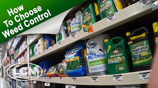 Weed Control - How To Choose A Lawn Weed Control | DIY Lawn Tips