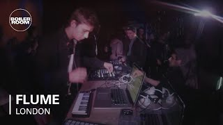 Flume Boiler Room London LIVE Show