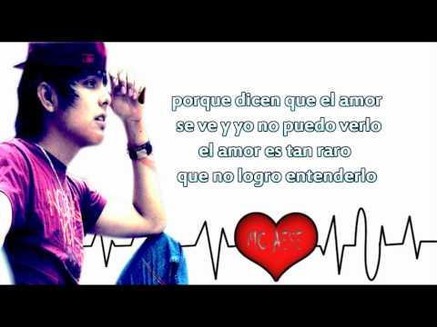Mc Aese - El Amor Es Tan Raro [ Version 2011+LETRA ]
